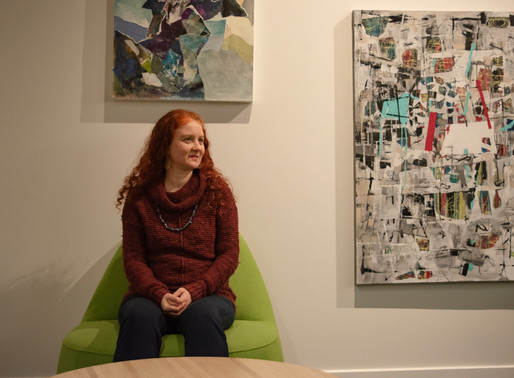 Life after Hampshire - Q&A with alum Chaya Grossberg 98F