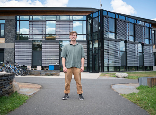"""How a Building Can Be """"Alive"""" with Oliver Silberstein 18F"""