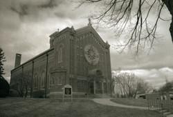 Saint Brigid Amherst, Massachusett