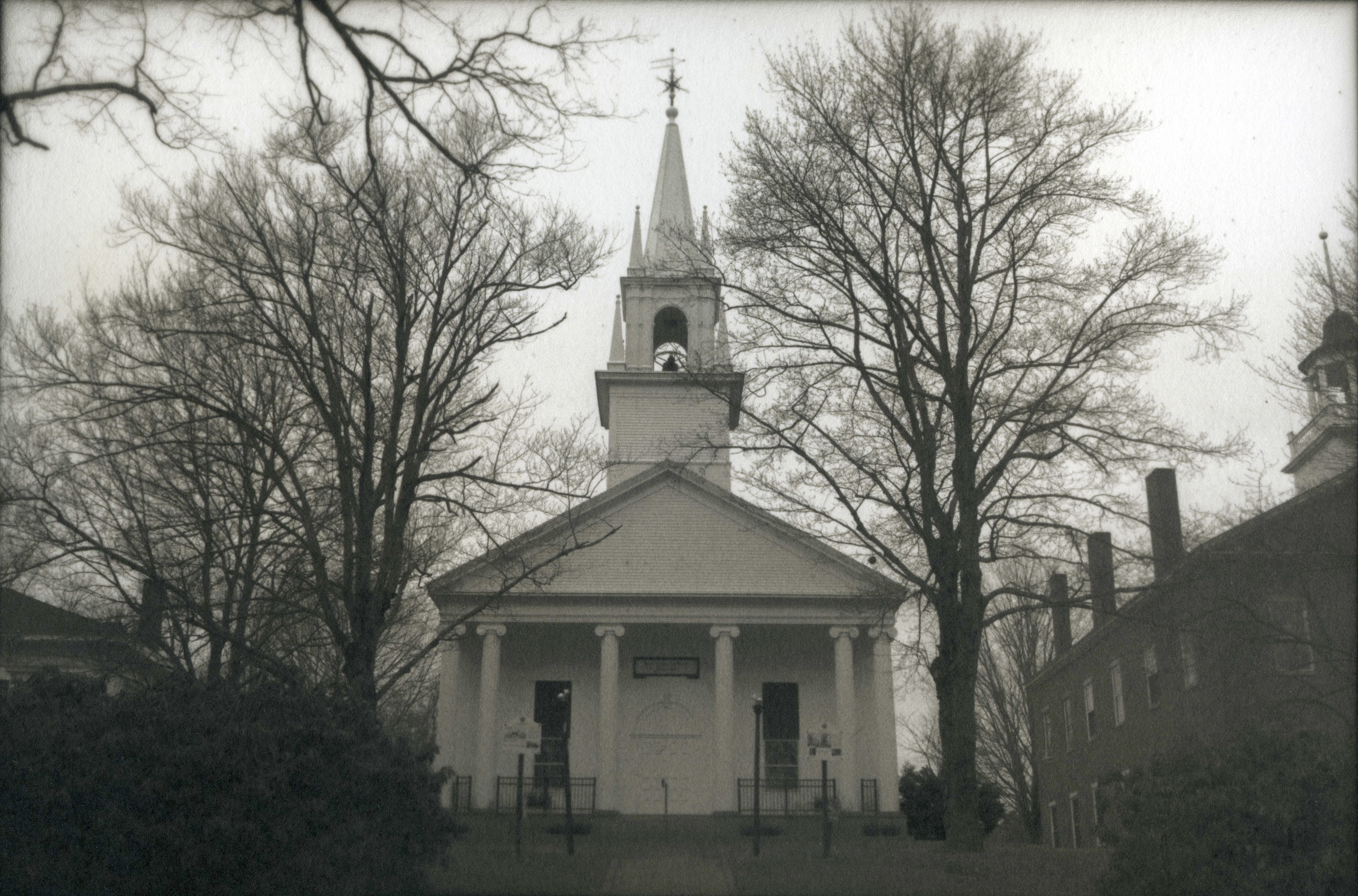 Congregational church, Wiscasset, ME