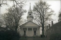 Congregational church, Wiscasset, ME