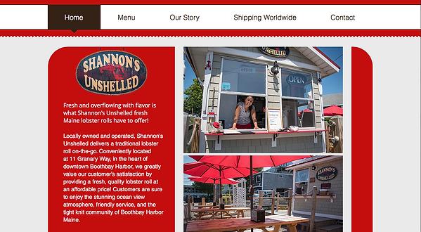 Shannon's Unshelled Website