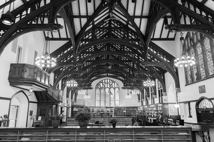 Mount Holyoke College library