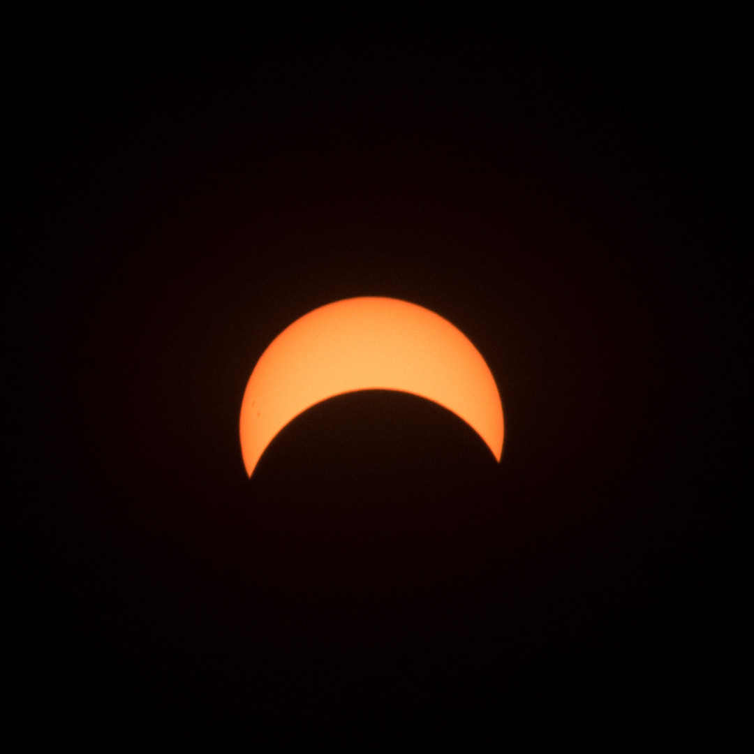 Solar Eclipse 8-21-2017
