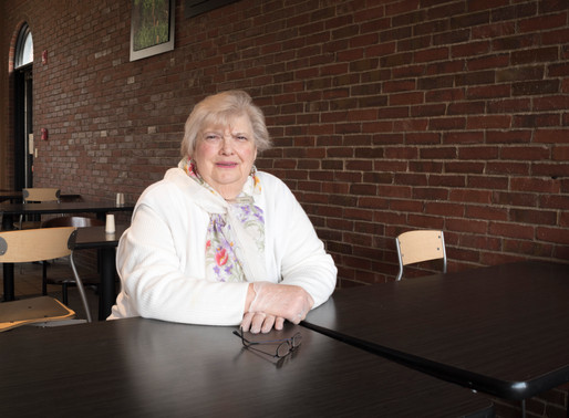 Patricia's Story - Dinning Commons