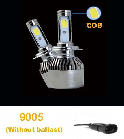COB 9005/HB3 LED Head Light