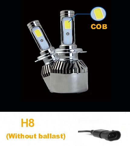 COB H8/H9/H11 LED Head Light