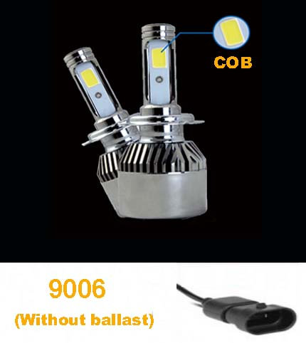 COB 9006/HB4 LED Head Light