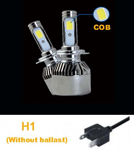 COB H1 LED Head Light