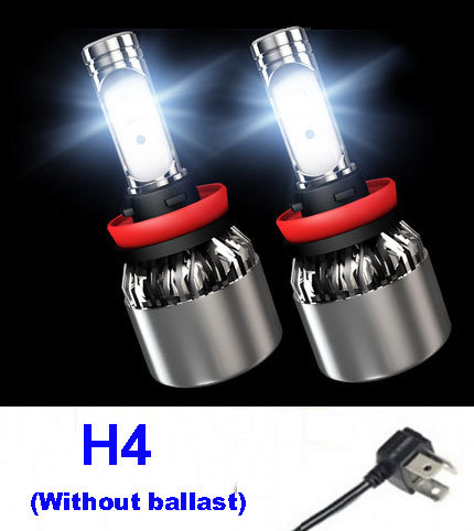 H4/HB2/9003 LED Head Light