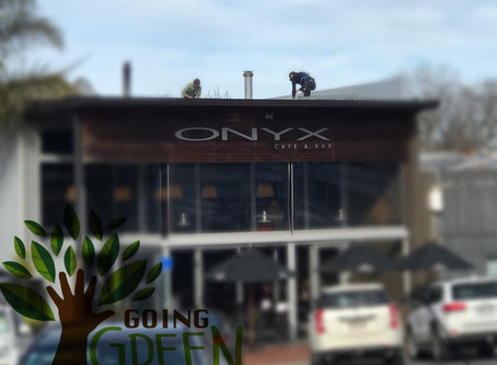Onyx goes solar