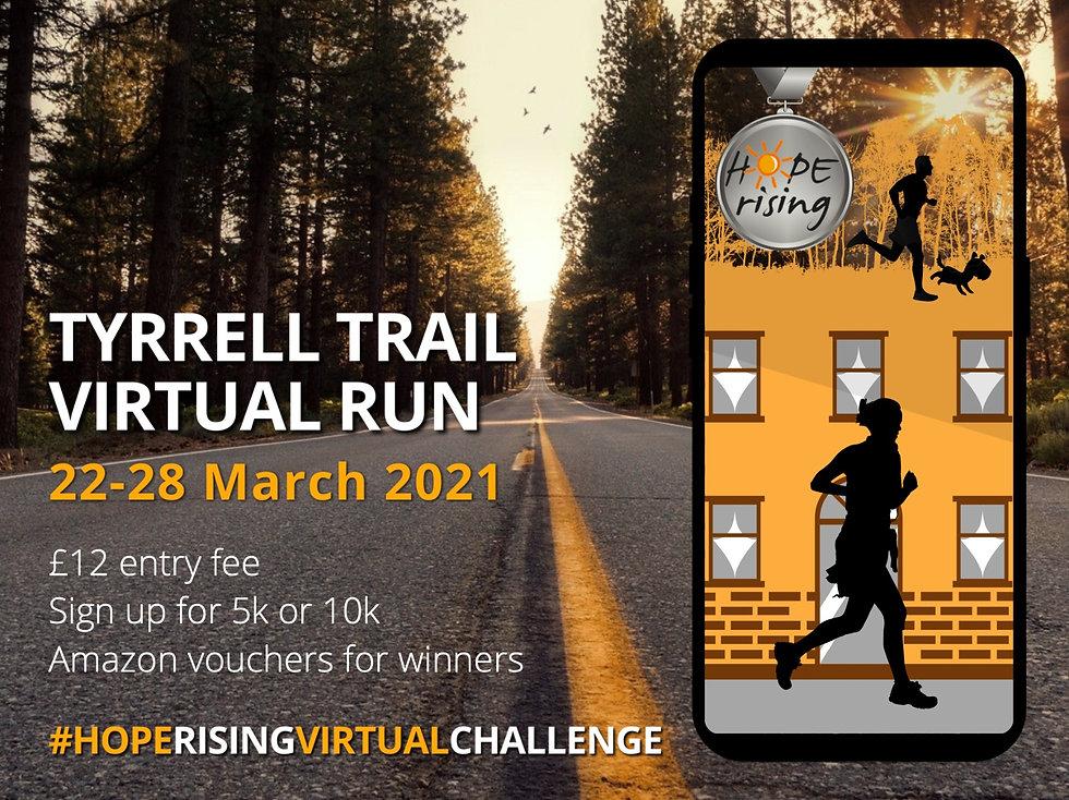 Hope Rising Virtual Run