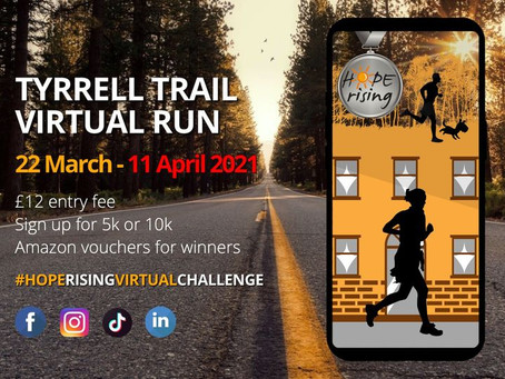 Race Dates Extended for Virtual Run