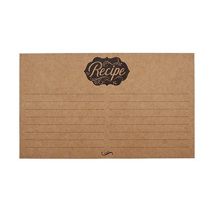 Kraft Recipe Cards