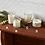Thumbnail: Raised Dot Glass Votive Candles