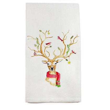 """Oh Deer"" Hand Towel"