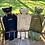 Thumbnail: Men's Canvas Duck Cloth Travel Accessories
