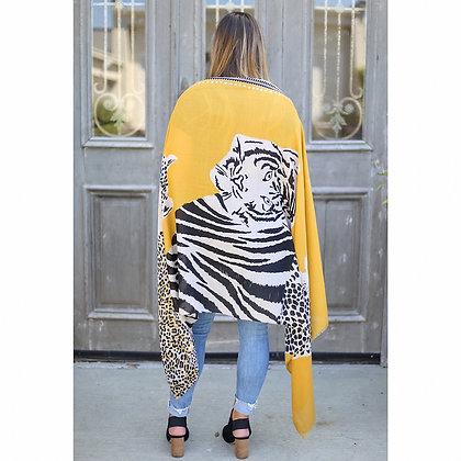 Jungle Cat Wrap