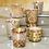Thumbnail: Mercury Glass Votives