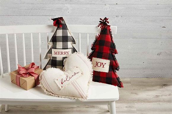 Christmas Shaped Pillows