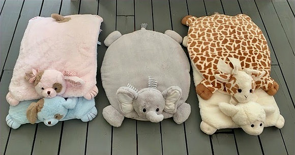 Baby Belly Blanket