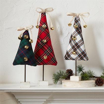 Tartan Jingle Trees
