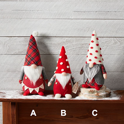 Christmas Gnome Sitters