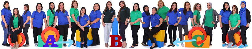 The ABC Nursery Team