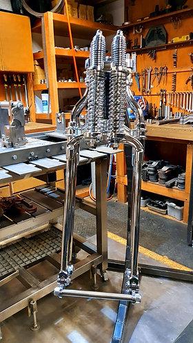 Springer Forks Chrome plated