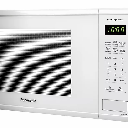 Panasonic Four à micro-ondes de comptoir, 1,3 pi3, blanc  168,00 $