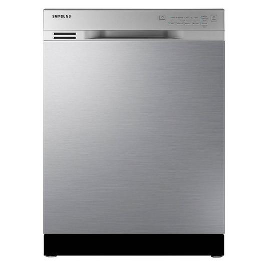 Samsung Lave-vaisselle 24 pouces à commande frontale en acier inoxydable avec cuve en acier inoxydable - ENERGY STAR®, 50 dPA  545,00 $