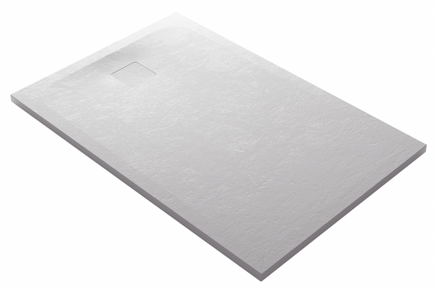 domus living cemento bianco shower tray.