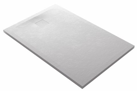 domus living cemento bianco shower tray.
