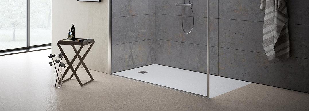 domus living pietra bianco shower tray c