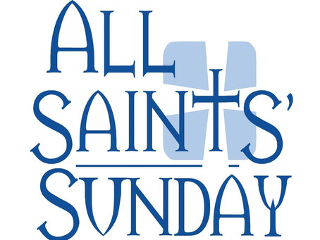 All Saints Sunday 2020