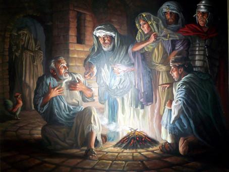 Eyes on Jesus: Denying Eyes!