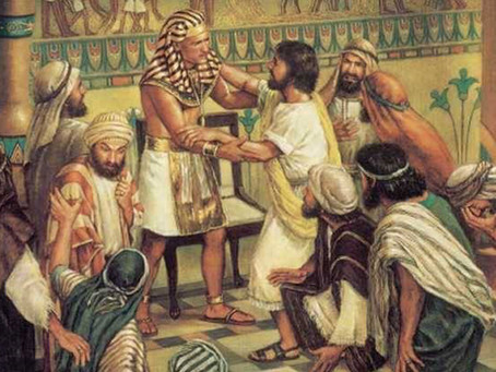 Forgiveness: More Like Joseph, Less Like Peter!