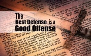 Faith on the Offense!