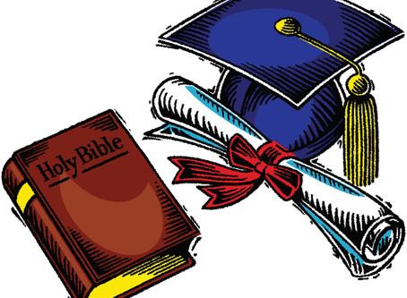 Not a Graduation Speech