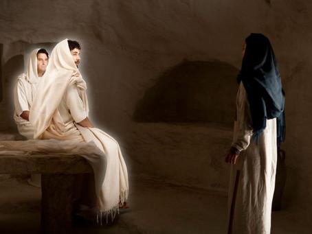 Eyes on Jesus: Angel Eyes!
