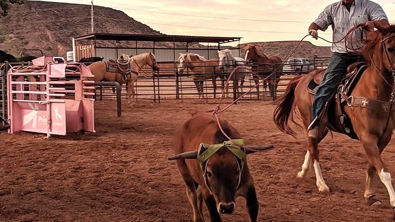 Tamaya Rodeo Fundraiser