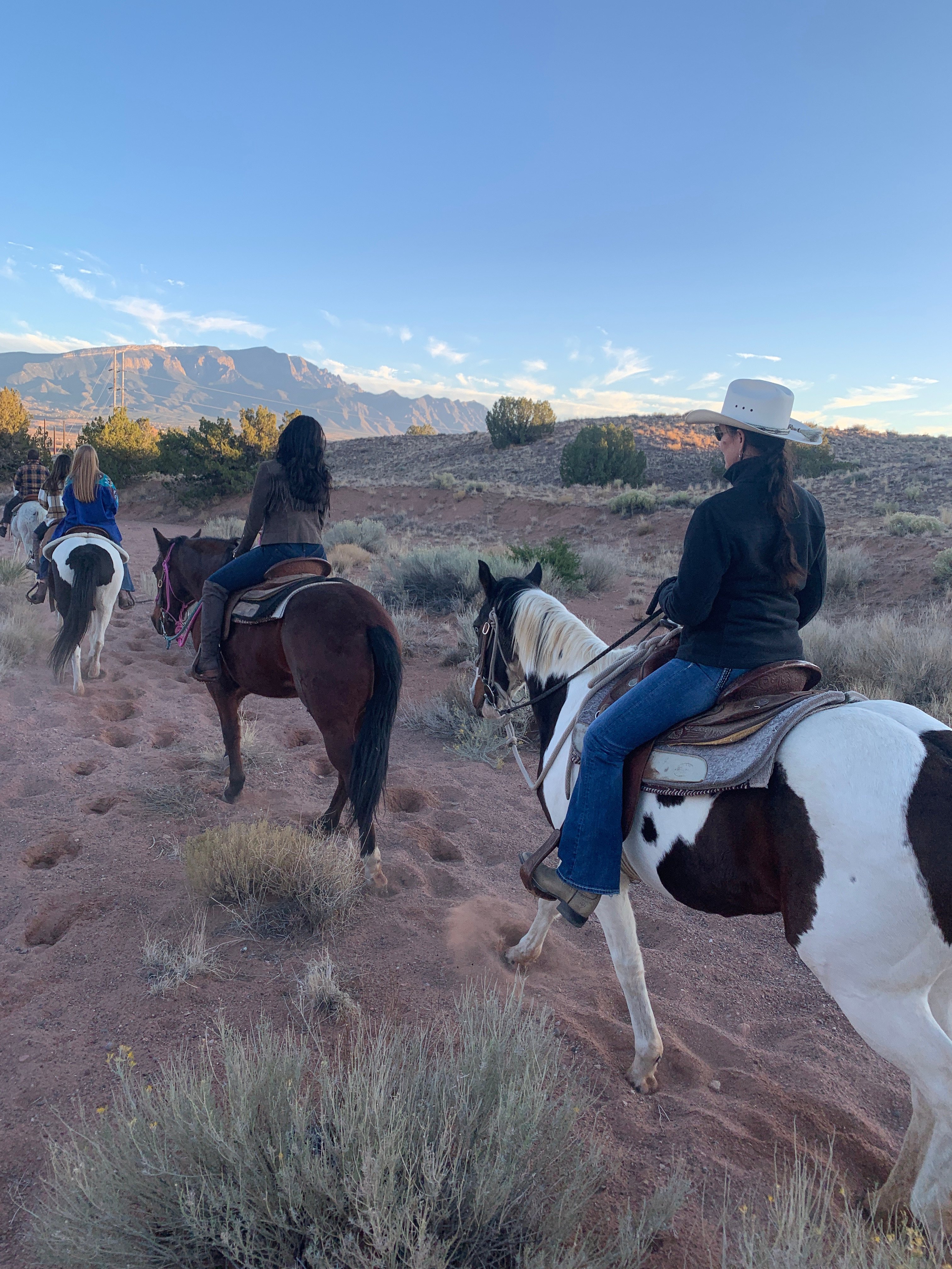 90-min Group Trail Ride