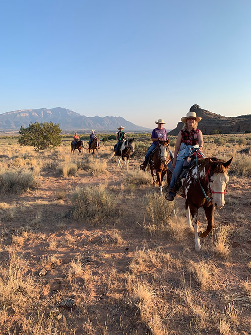 Gift Certificate: Group Ride for 2