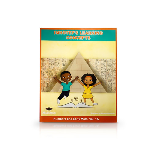Imhotep's Learning Concepts VOL 1a: Intro to numbers & early math