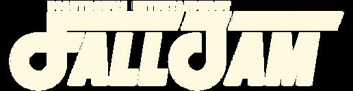 UNG Fall Jam All White Logo