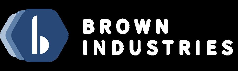 Brown Ind Redesign Logo