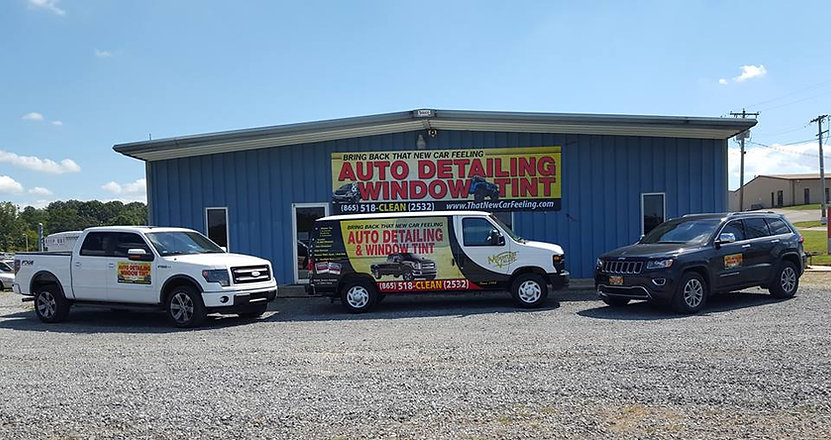 Mountain Valley Auto Detailing and Window Tint Maryville, TN