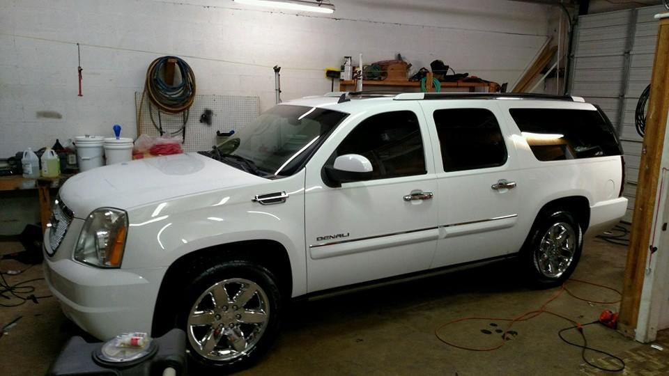 Window Tint for SUV