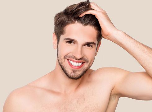 scalp hair regrowth