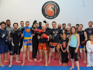 Stage de Boxe Muay Thai et MMA à l'Académie